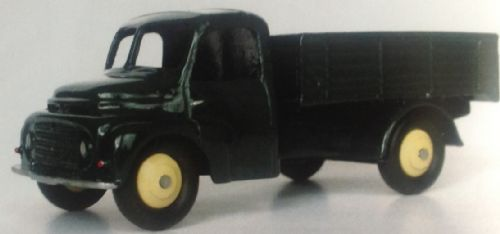 CLUB DINKY FRANCE MODEL No. CDF69 CAMION CITROEN A RIDELLES